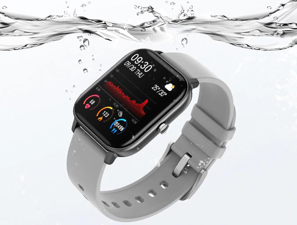 """Colmi p8 relógio smartwatch 1.4 """", masculino, touch, monitoramento de atividades físicas, pressão sanguínea, relógio inteligente, feminino, gts, para xiaomi 4"""